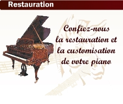 restauration de pianos